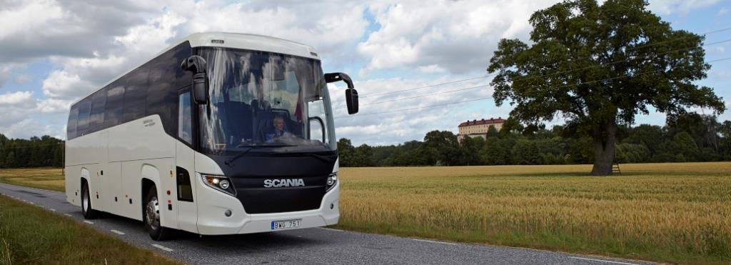 Scania Touring intercity 4х2
